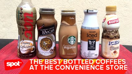 The Best Bottled Coffees at the Convenience Store