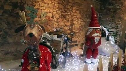 Nézignan - La municipalité souhaite vous faire vivre la magie de Noël au travers de la découverte de la crèche de Noël.