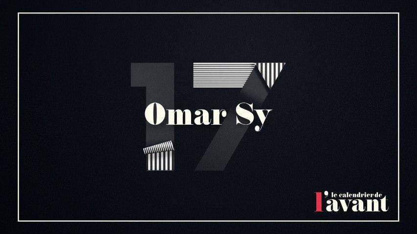 #17 - Omar Sy dans le SAV - Calendrier CANAL+