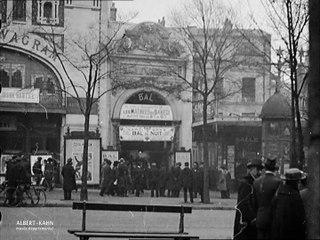 Meeting socialiste, compte rendu du Congrès de Tours, Paris