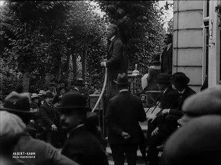 Ludovic-Oscar Frossard parle de la Russie des Soviets, Champigny-sur-Marne