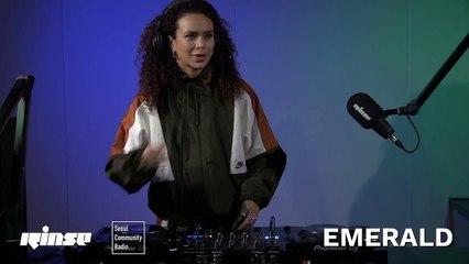 Rinse x SCR: Emerald (UK)