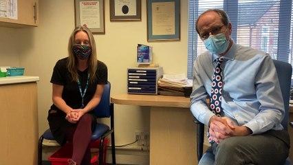 Coronavirus vaccine begins Horsham District rollout