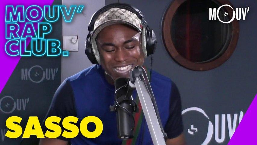 """Sasso : """"Enfant 2 de la Rue vol.1"""", son feat avec Remy, l'importance de l'humilité, son enfance..."""