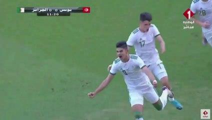 UNAF U20 : Algérie 1-1 Tunisie
