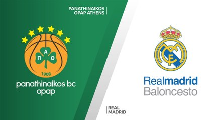 EuroLeague 2020-21 Highlights Regular Season Round 14 video: Panathinaikos 93-97 Madrid