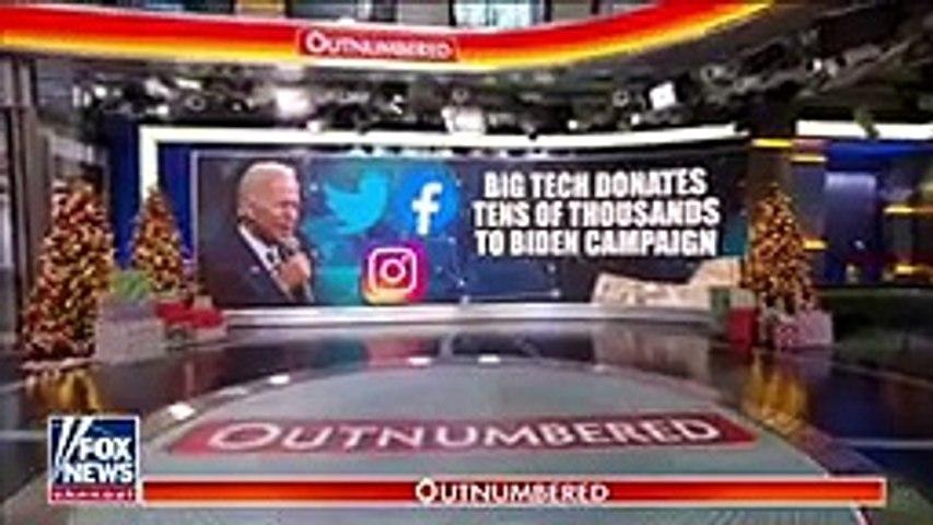 Big Tech execs donated thousands to Biden campaign, records show