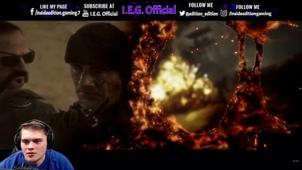 Does Adler Live? Call of Duty®: Black Ops Cold War & Warzone™ - Season One Cinematic Reaction