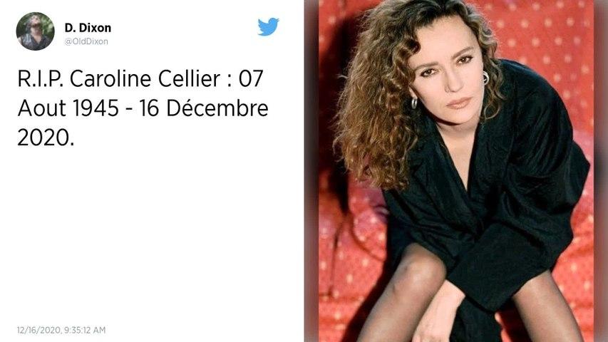L'actrice Caroline Cellier est morte à 75 ans