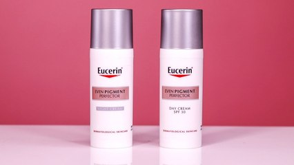 Eucerin Even Pigment Perfector Day & Night Creams - Reviewed!