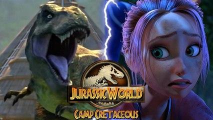 《侏羅紀世界:白堊冒險營》第 2 季