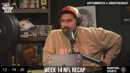 PMT 12/14 - NFL Week 14, Fastest 2 Minutes, Recapping Every Game And CFB Talk