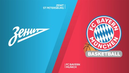 EuroLeague 2020-21 Highlights Regular Season Round 14 video: Zenit 79-75 Bayern