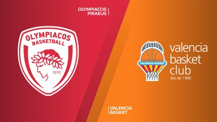 EuroLeague 2020-21 Highlights Regular Season Round 14 video: Olympiacos 85-96 Valencia