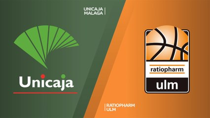 7Days EuroCup Highlights Regular Season, Round 10: Unicaja 90-94 Ulm
