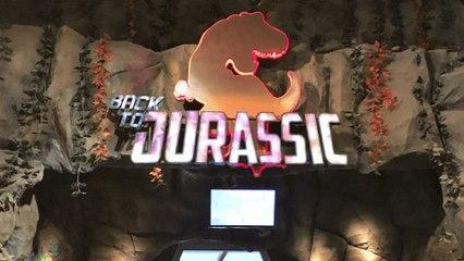 Life Like Massive Dinosaurs. Back To Jurassic Park Robots. Scary But Fun