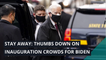 Stay away: Thumbs down on inauguration crowds for Biden, and other top stories in politics from December 17, 2020.