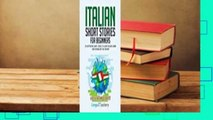 About For Books  Italian Short Stories for Beginners: 20 Captivating Short Stori