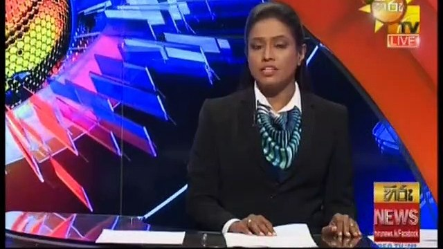 Hiru TV News 11.55 - 17-12-2020