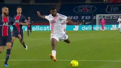 Le résumé de la rencontre Paris SG - FC Lorient (2-0) 20-21