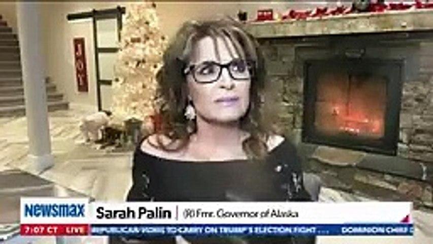 We were warned - Sarah Palin