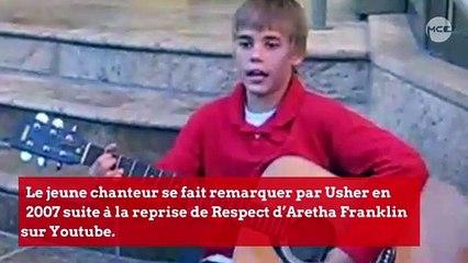 Justin Bieber : de star d'internet à star internationale !