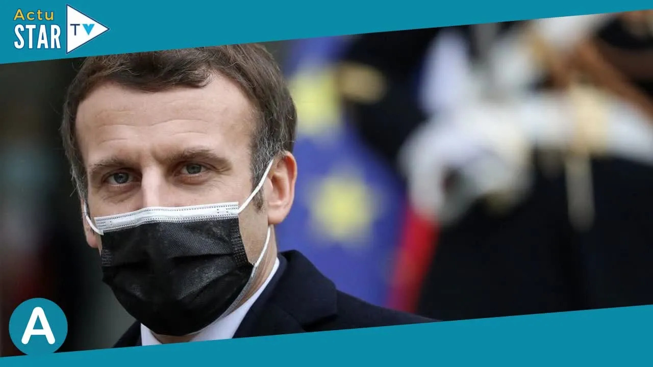Emmanuel Macron positif à la Covid-19 : quels symptômes a le chef de l'Etat ?