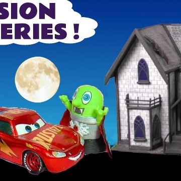 Spooky Halloween Mansion Full Episodes with the Funny Funlings, a Tom Moss prank and Disney Cars McQueen in these Family Friendly Toy Story Videos for Kids from kid friendly family channel Toy Trains 4U