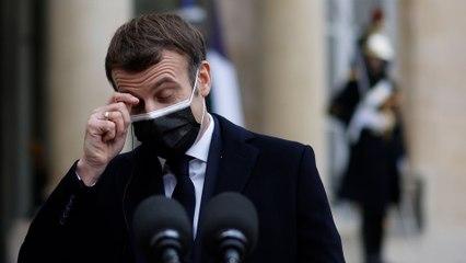 Coronavirus: French President Emmanuel Macron tests positive for Covid-19