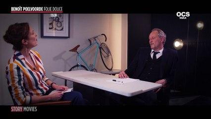 Story Movies avec Benoît Poelvoorde