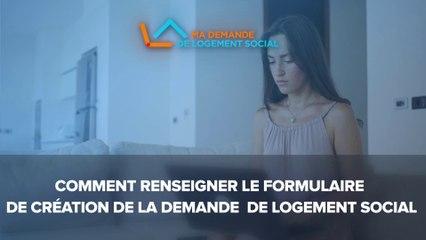 3- Créer une demande de logement social sur www.demande-logement-social.gouv.fr