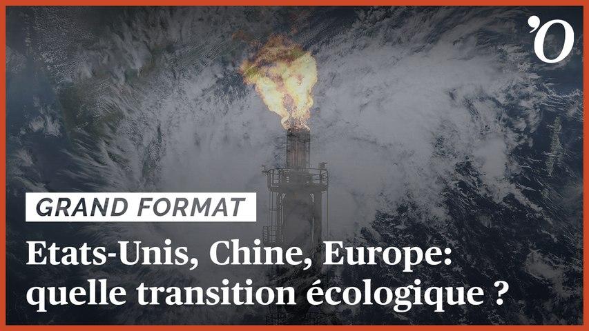 Etats-Unis, Chine, Europe: le volontarisme écologique à l'épreuve du conservatisme économique