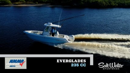 Everglades 235 CC: 2021 Boat Buyers Guide