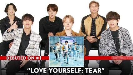 BTS Breaks Down Their Music Career