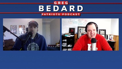 Rebuilding the Patriots | N'Keal Harry Blame Game | Greg Bedard Patriots Podcast