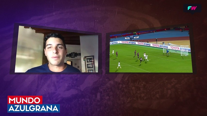 ¡Mundo Azulgrana TV, especial San Lorenzo - Real Madrid 2014!