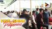 Mga pasahero sa Cubao na uuwi ngayong holiday season, mangilang ngilan pa lang