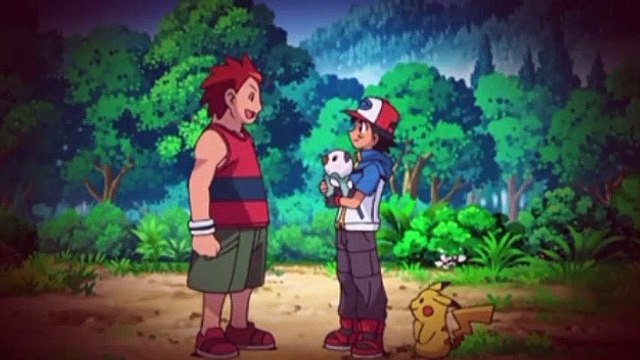 Pokemon S14E41 Everyone Gather! The Don Battles!!