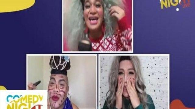 Comedy Night Live: Boobay at Donita Nose, hilong-hilo na kay Tekla!