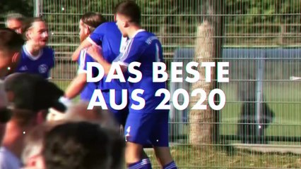 Top-Treffer des Jahres: Die schönsten Tore aus Deutschlands Amateurligen