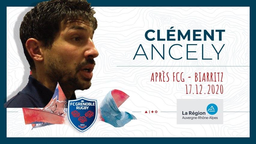Video : Video - Clément Ancely : «Ce soir, il n'y a rien à dire»