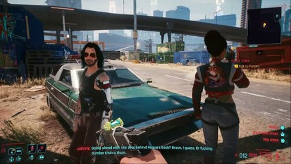 Cyberpunk 2077 - Ghost Town (Full Playthrough No Commentary) PS5