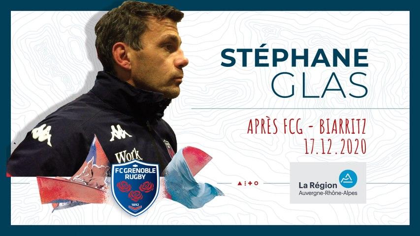Rugby : Video - Stéphane Glas : «Mentalement, on est marqué»