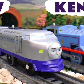 New Kenji from Thomas and Friends Big World Big Adventures with a Funny Funlings Prank in this Family Friendly Full Episode English Toy Story Video for Kids from Kid Friendly Family Channel Toy Trains 4U