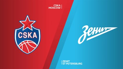 EuroLeague 2020-21 Highlights Regular Season Round 15 video: CSKA 83-65 Zenit