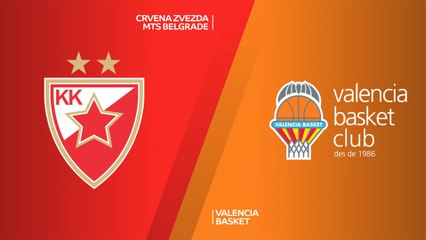 EuroLeague 2020-21 Highlights Regular Season Round 15 video: Zvezda 76-73 Valencia