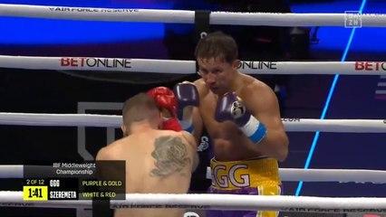 Gennady Golovkin vs Kamil Szeremeta | Full Fight | Pelea Completa