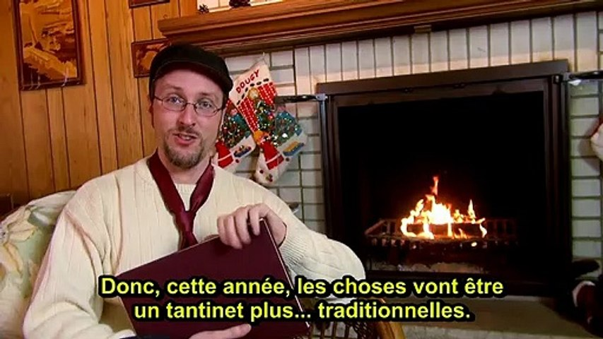 (NostalgiaCritic # 395) Grandma Got Run Over by a Reindeer (VOSTFR)(HD)