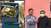 """Video Rajin sangat memasak, pegawai bank pemalu dapat gelaran 'housemate kiriman Tuhan' - """"Minta masakan a"""