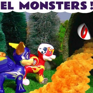 Paw Patrol Tunnel Monsters with the Mighty Pups and Thomas and Friends plus the Funny Funlings in these Family Friendly Full Episode English Toy Story Videos for Kids from a Kid Friendly Family Channel